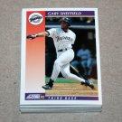1992 SCORE BASEBALL - San Diego Padres Team Set + Rookie & Traded Series