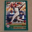 2001 TOPPS BASEBALL - Philadelphia Phillies Team Set (Series 1 & 2)