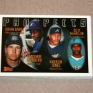 1996 TOPPS BASEBALL - Prospects Complete Sub-Set