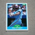 1989 SCORE BASEBALL - Philadelphia Phillies Team Set + Rookie & Traded Series