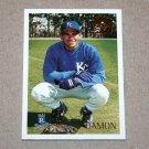 1996 TOPPS BASEBALL - Kansas City Royals Team Set (Series 1 & 2)