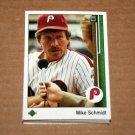 1989 UPPER DECK BASEBALL - Philadelphia Phillies Team Set + High Number Series