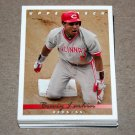 1993 UPPER DECK BASEBALL - Cincinnati Reds Team Set (Series 1 & 2)