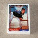 1992 TOPPS BASEBALL - Atlanta Braves Team Set