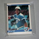 1984 FLEER BASEBALL - Toronto Blue Jays Team Set