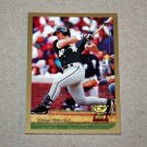 1999 TOPPS BASEBALL - Chicago White Sox True Team Set with Traded Series