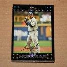 2007 TOPPS BASEBALL - San Diego Padres True Team Set + Updates & Highlights
