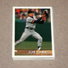 1993 BOWMAN BASEBALL - Detroit Tigers Team Set