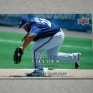 2008 UPPER DECK BASEBALL - Milwaukee Brewers Team Set (Series 1 & 2)