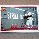 1991 TOPPS BASEBALL - Boston Red Sox Team Set + Traded Series