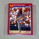 1991 SCORE BASEBALL - Philadelphia Phillies Rookie & Traded Series