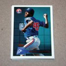 1996 TOPPS BASEBALL - Montreal Expos Team Set (Series 1 & 2)