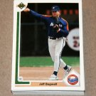 1991 UPPER DECK BASEBALL - Houston Astros True Team Set (Low/High/Final)