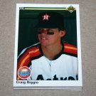 1990 UPPER DECK BASEBALL - Houston Astros Team Set + High Number Series