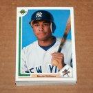 1991 UPPER DECK BASEBALL - New York Yankees True Team Set (Low/High/Final)