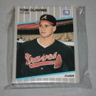 1989 FLEER BASEBALL - Atlanta Braves Team Set