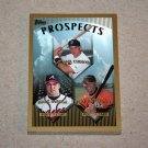 1999 TOPPS BASEBALL - Prospects Complete Sub-Set