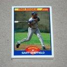 1989 SCORE BASEBALL - Milwaukee Brewers Team Set + Rookie & Traded Series