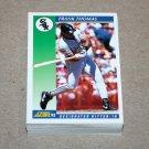 1992 SCORE BASEBALL - Chciago White Sox Team Set + Rookie & Traded Series
