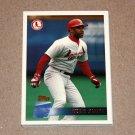 1996 TOPPS BASEBALL - St. Louis Cardinals Team Set (Series 1 & 2)