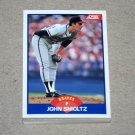 1989 SCORE BASEBALL - Atlanta Braves Team Set + Rookie & Traded Series