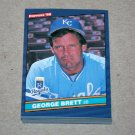 1986 DONRUSS BASEBALL - Kansas City Royals Team Set