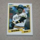1990 FLEER BASEBALL - Pittsburgh Pirates Team Set + Update Series