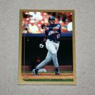 1999 TOPPS BASEBALL - Minnesota Twins True Team Set with Traded Series