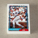 1992 TOPPS BASEBALL - Chicago Cubs Team Set