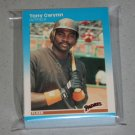 1987 FLEER BASEBALL - San Diego Padres Team Set + Update Series