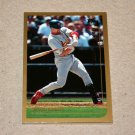 1999 TOPPS BASEBALL - St. Louis Cardinals True Team Set with Traded Series