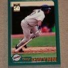 2001 TOPPS BASEBALL - San Diego Padres Team Set (Series 1 & 2)
