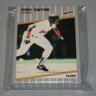 1989 FLEER BASEBALL - San Diego Padres Team Set