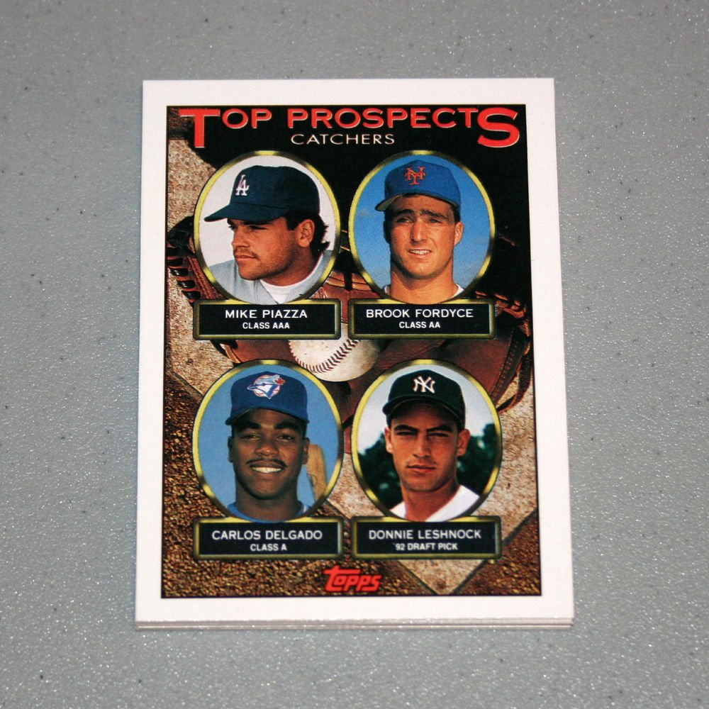 1993 TOPPS BASEBALL - Top Prospects Complete Sub-Set