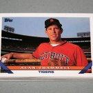 1993 TOPPS BASEBALL - Detroit Tigers Team Set (Series 1 & 2)