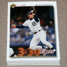 1992 UPPER DECK BASEBALL - Detroit Tigers Team Set + High Number Series
