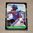 1987 DONRUSS BASEBALL - Seattle Mariners Team Set