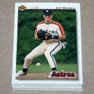 1992 UPPER DECK BASEBALL - Houston Astros Team Set + High Number Series