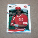1988 FLEER BASEBALL - Cincinnati Reds Team Set