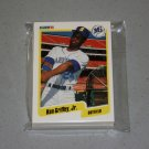 1990 FLEER BASEBALL - Seattle Mariners Team Set