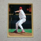1999 TOPPS BASEBALL - Philadelphia Phillies True Team Set with Traded Series
