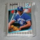 1989 FLEER BASEBALL - Toronto Blue Jays Team Set + Update Series