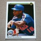 1990 UPPER DECK BASEBALL - New York Mets Team Set + High Number Series