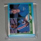 1987 FLEER BASEBALL - Texas Rangers Team Set + Update Series