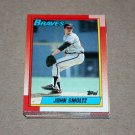 1990 TOPPS BASEBALL - Atlanta Braves Team Set