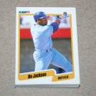 1990 FLEER BASEBALL - Kansas City Royals Team Set + Update Series