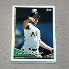 1994 TOPPS BASEBALL - Pittsburgh Pirates True Team Set with Traded Series