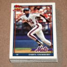 1991 TOPPS BASEBALL - New York Mets Team Set