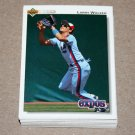 1992 UPPER DECK BASEBALL - Montreal Expos Team Set + High Number Series