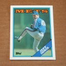 1988 TOPPS BASEBALL - New York Mets Team Set (Traded Series Only)